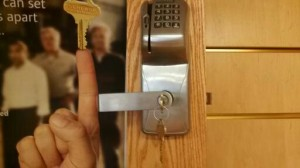 keyless Entry Replacement lock
