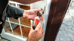 Residential lockout service